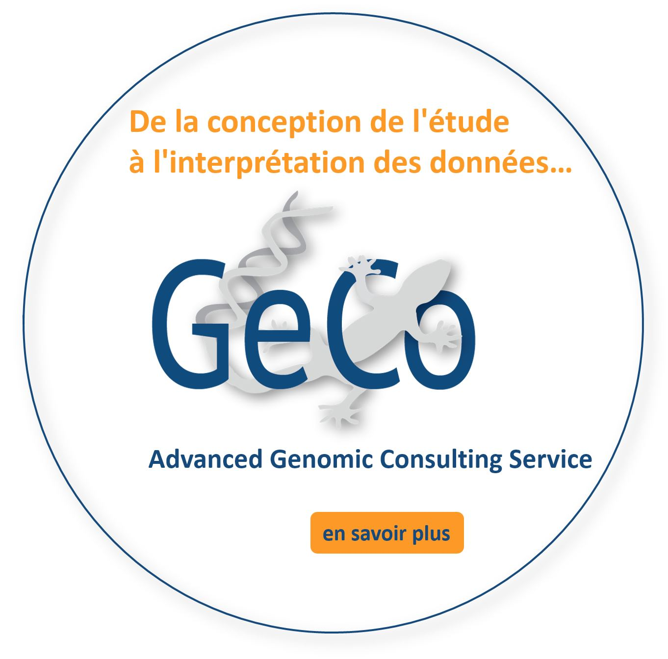 GeCo website callout integragen genomics 2